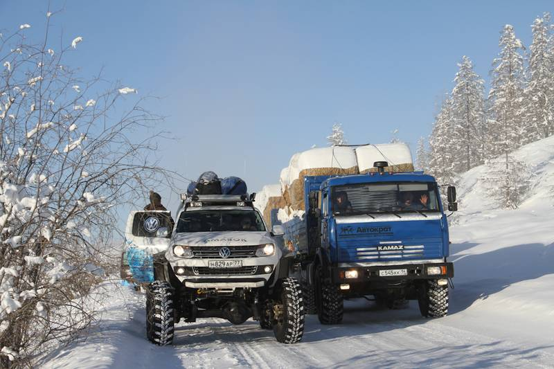 Amarok Polar Expedition Tag 17